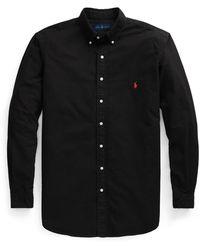 Ralph Lauren - Garment-dyed Oxford Shirt - Lyst