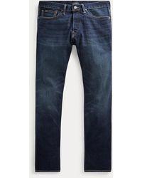 Polo Ralph Lauren Hampton Relaxed Straight Jean - Blue