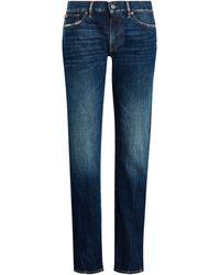 Ralph Lauren Collection 320 Boyfriend Jeans - Blue