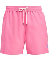 b1805981faf Lyst - Shorts de bain Polo Ralph Lauren homme à partir de 48 €