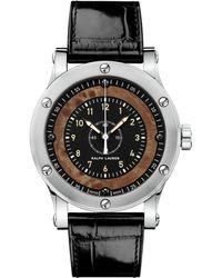 Ralph Lauren - 39 Mm Chronometer Steel - Lyst