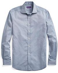 Ralph Lauren Oxford Shirt - Gray