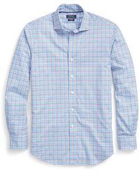 Polo Ralph Lauren - Classic Fit Poplin Shirt - Lyst