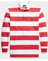 Ralph Lauren Das klassische Rugbyhemd - Rot
