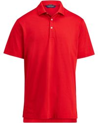 Ralph Lauren - Tailored-fit Lightweight Polo - Lyst