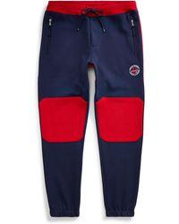 Ralph Lauren Polo Sport Double-knit Jogger - Blue