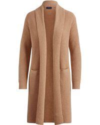 Polo Ralph Lauren - Wool-cashmere Cardigan - Lyst