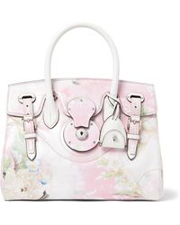 Ralph Lauren Floral Cotton Light Ricky 27 - Pink