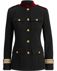 Ralph Lauren - Cotton-blend Admiral Jacket - Lyst