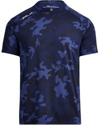 Ralph Lauren Performance Jersey T-shirt - Blue
