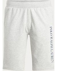 Polo Ralph Lauren Short da notte in misto cotone Slim-Fit - Multicolore