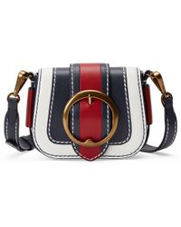 Polo Ralph Lauren - Color-blocked Mini Lennox Bag - Lyst