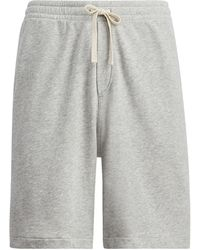 Pink Pony - Cotton Spa Terry Short - Lyst