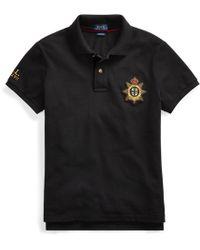 Polo Ralph Lauren - Classic Fit Bullion Polo Shirt - Lyst