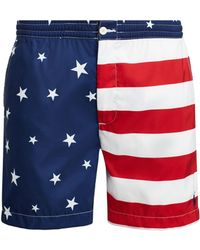Pink Pony - Flag Polo Prepster Trunk - Lyst
