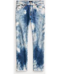 Polo Ralph Lauren Jeans Boyfriend Avery - Azul