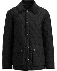 Polo Ralph Lauren - The Iconic Quilted Car Coat - Lyst
