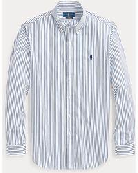 Polo Ralph Lauren Weiches Custom-Slim-Fit T-Shirt - Blau