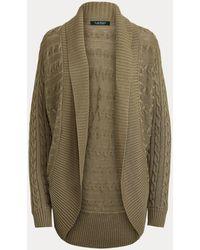 Ralph Lauren Cable-knit Cardigan - Multicolour