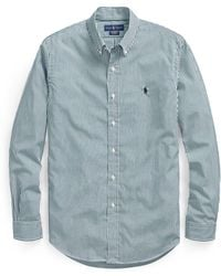 Polo Ralph Lauren - Standard Fit Cotton Shirt - Lyst