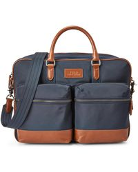 Ralph Lauren Thompson Commuter Bag - Blue