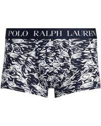 Polo Ralph Lauren - Floral Stretch Cotton Trunk - Lyst