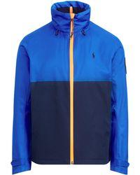 Polo Ralph Lauren - Waterproof Hooded Jacket - Lyst