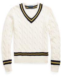 Ralph Lauren Long-sleeve Cricket Sweater - Multicolor