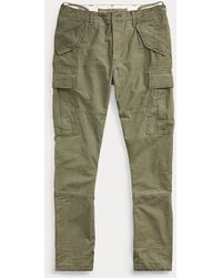 Polo Ralph Lauren Slim Fit Cargo Trouser - Green