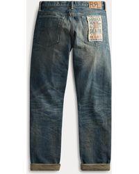 RRL Jeans Slim-Fit - Blu