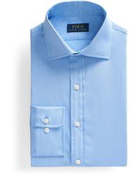 Ralph Lauren - Classic Fit Poplin Shirt - Lyst