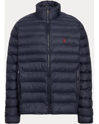 Ralph Lauren La giacca ripiegabile - Blu