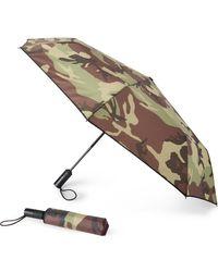 Ralph Lauren Greene Collapsible Umbrella
