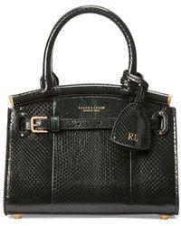 Ralph Lauren Ayers Mini Rl50 Handbag - Multicolor