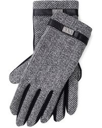 Pink Pony - Touch Screen Wool-blend Gloves - Lyst