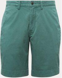Polo Ralph Lauren Classic-Fit Stretch-Shorts - Blau