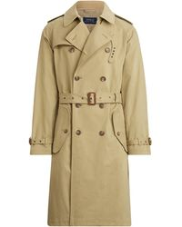 Polo Ralph Lauren Trench-coat Polo - Neutre