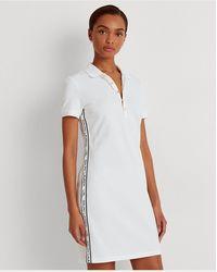 Ralph Lauren Polo Shift Dress - White