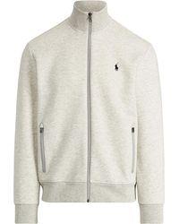 c8803895 Double-knit Track Jacket - White