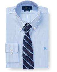 Polo Ralph Lauren - Custom Fit Striped Shirt - Lyst