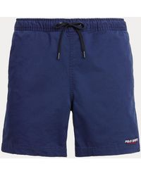 Polo Ralph Lauren 6-inch Polo Prepster Stretch Chino Short - Blue