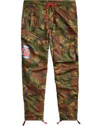 Polo Ralph Lauren Pantalon de jogging camouflage - Vert