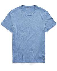 Ralph Lauren - Custom Slim Fit Jersey Crewneck T-shirt - Lyst