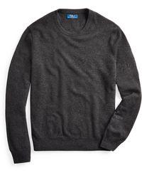Ralph Lauren Washable Cashmere Crewneck Sweater - Multicolor