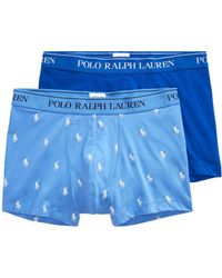 Polo Ralph Lauren - Stretch Cotton Trunk 2-pack - Lyst