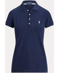 Ralph Lauren Golf Polo Deportivo Tailored Fit - Azul