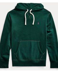 Polo Ralph Lauren Sweat à capuche en molleton - Vert