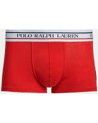 Polo Ralph Lauren Bóxer Trunk De Algodón Elástico - Multicolor