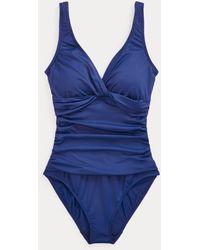 Ralph Lauren Costume intero intrecciato - Blu
