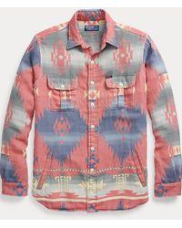 Polo Ralph Lauren Camisa De Estilo Classic Fit - Multicolor
